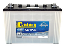 Century ISS Active battery for car battery replacement Sutherland Shire