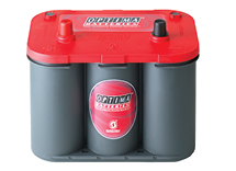Century Optimal Red Top battery for car battery replacement Sutherland Shire